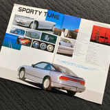 180SX Optional Accessories Pamphlet!