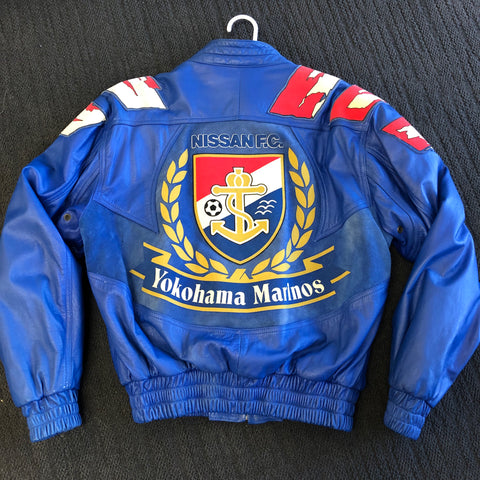 S13 Silvia Nissan FC Leather Jacket!