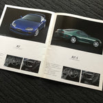Supra JZA80 Dealers Brochure + Options Pamphlet!