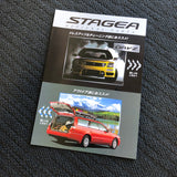C34 Stagea Optional Parts Pamphlet DAYZ