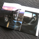 R32 GTR Vspec Factory Dealers Brochure!