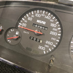 R33 GTST Old Nismo 300km/h Cluster!