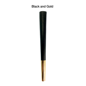 Designer 6pk Pre-Roll Cones in Black & Gold