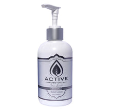 "Load image into Gallery viewer, ""NEW"" Active CBD Oil Lotion - 1100mg"