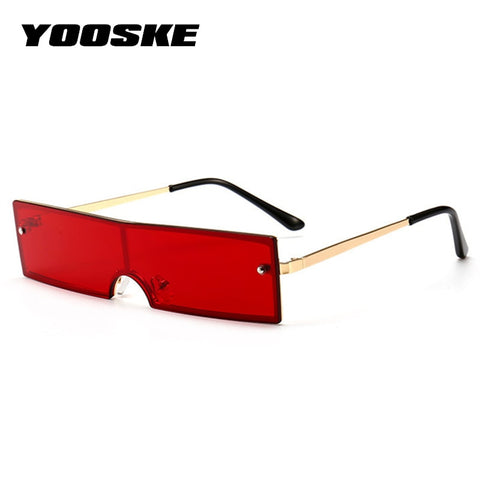YOOSKE Trend 90S Sunglasses women