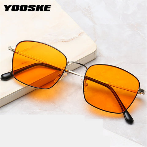 YOOSKE Brand Anti-blue light Glasses Frame unisex