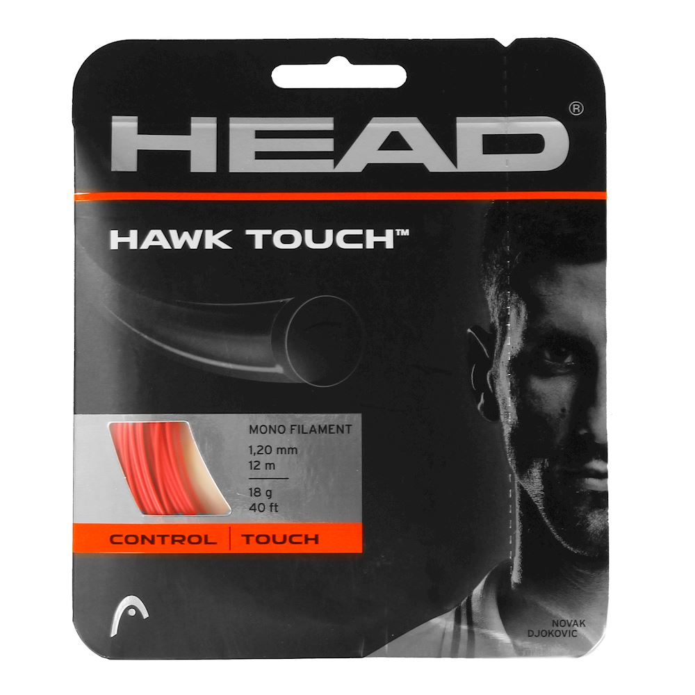 Head Hawk Touch 17G /1,25mm (red)
