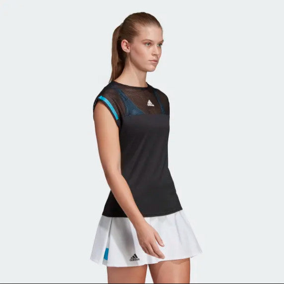 Adidas Woman T-Shirt Escouade Tee
