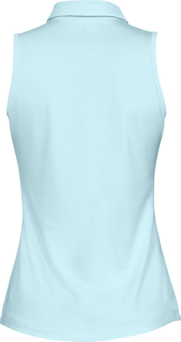 Under Armour Zinger Turquoise Polo