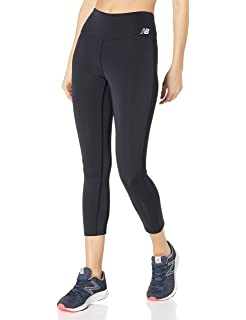 New Balance High Rise Crop Legging