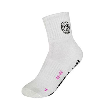 Bidi Badu Mika Ankle Tech Socks 3 Pack - White