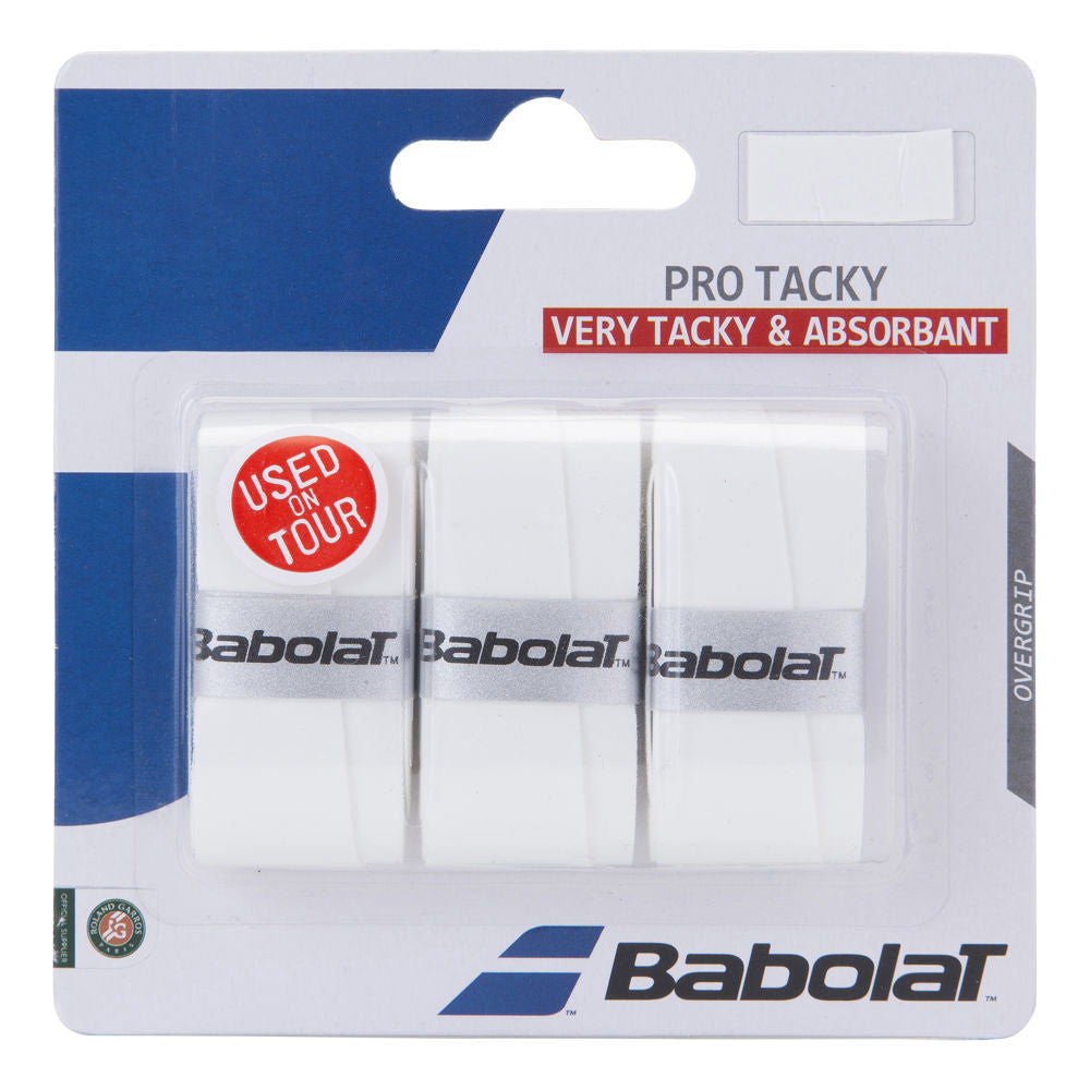 Babolat Pro Tour Very Tacky & Absorbant Overgrip
