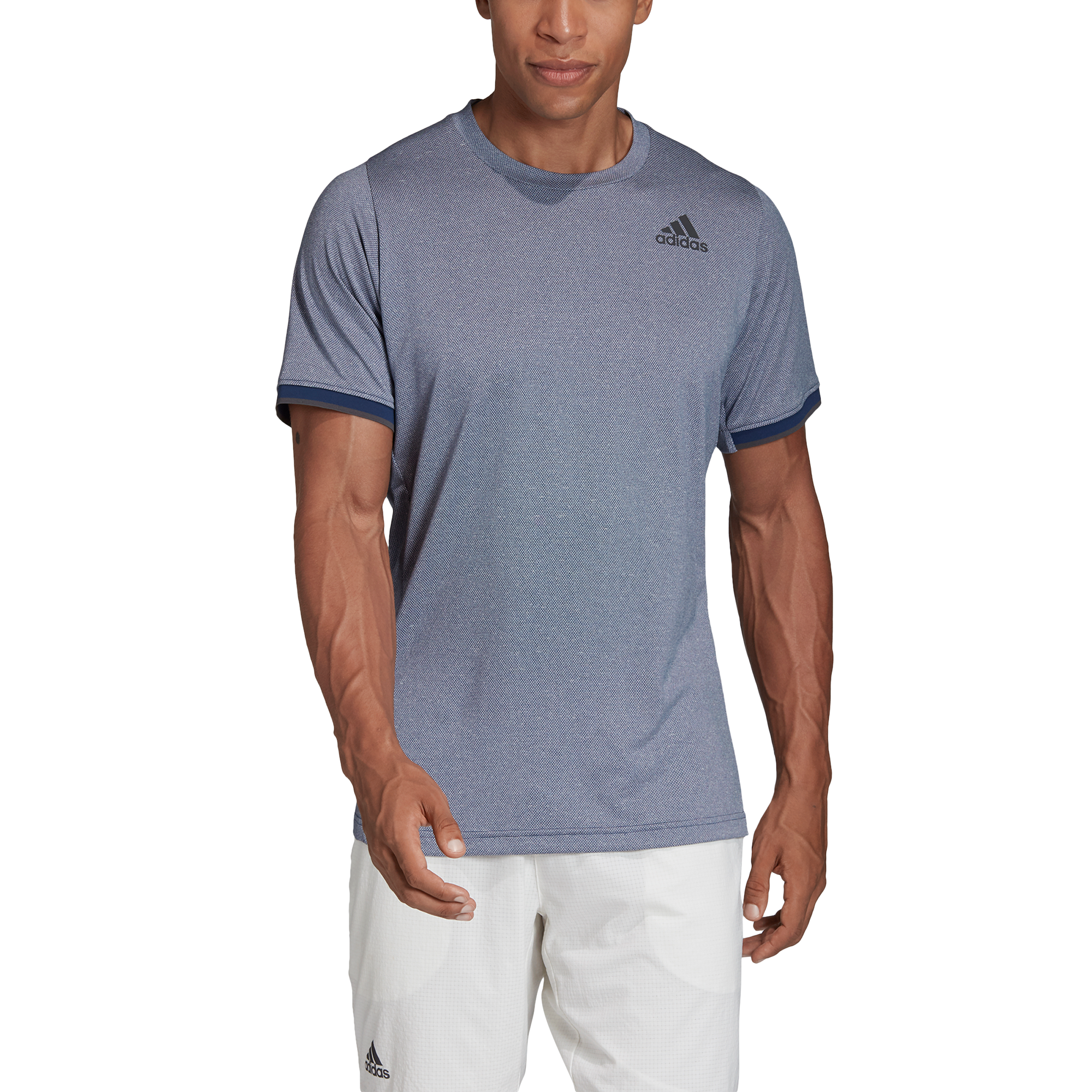 Adidas Men Freelift Tennis Tee Shirt