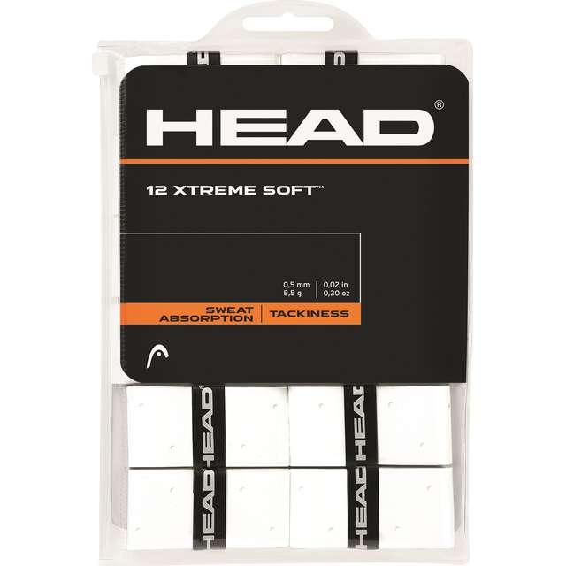 Head Xtreme Soft Overgrips 12 Pack