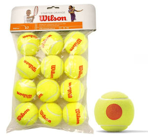 Wilson Junior Starter Ball - Orange