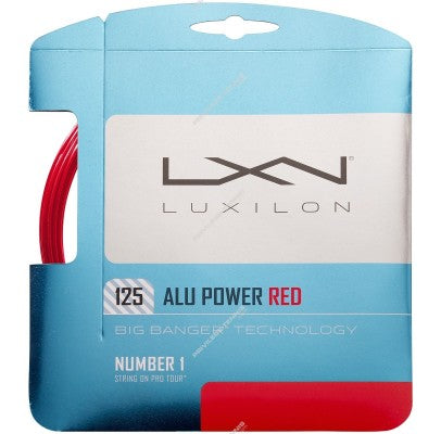 LUXILON 125 ALU POWER RED