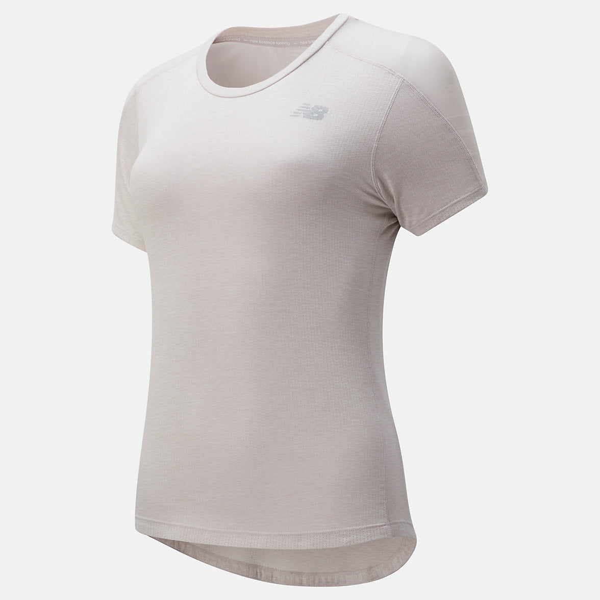 New Balance Running T-Shirt Grey