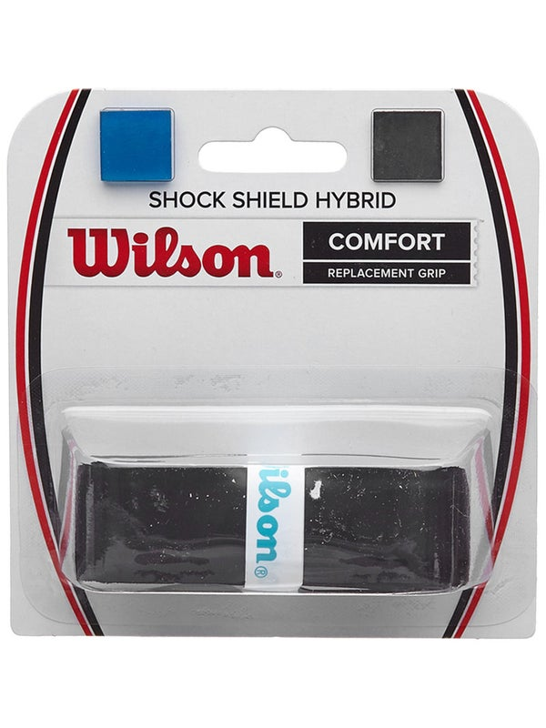 Wilson Grip Shock Shield Hybrid Comfort Black