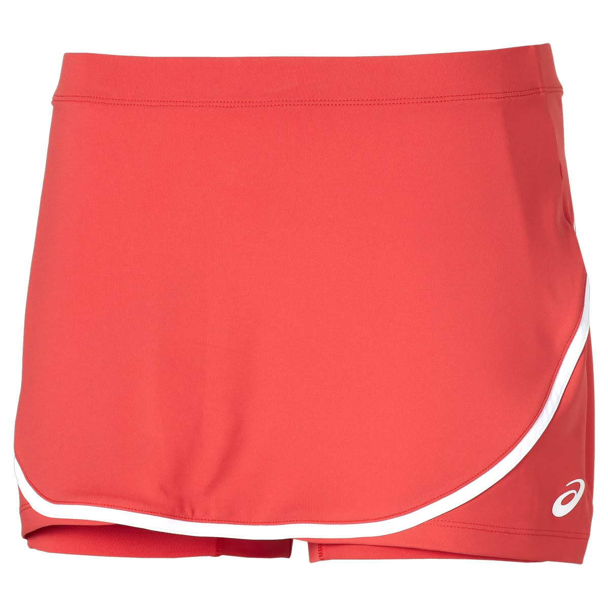 Asics Orange Basic Tennis Skirt