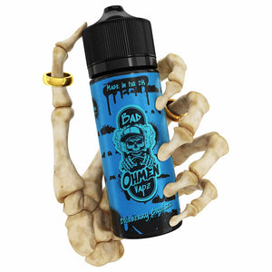 Blueberry Bruiser | Bad Ohmen | VAPE GOOD E LIQUID UK