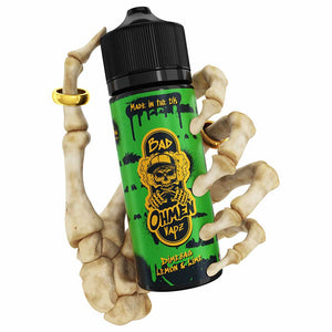 Dimebag Lemon & Lime | Bad Ohmen | VAPE GOOD E LIQUID UK