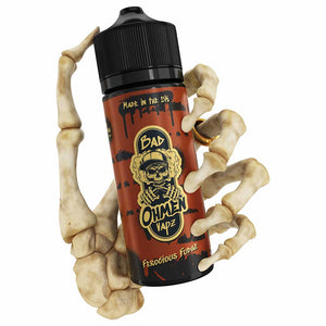 Ferocious Fudge | Bad Ohmen | VAPE GOOD E LIQUID UK