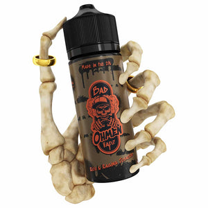 Rich & Raging Tobacco | Bad Ohmen | VAPE GOOD E LIQUID UK