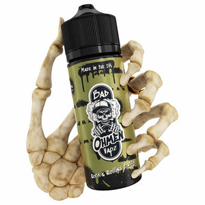 Rock & Rolling Baccy | Bad Ohmen | VAPE GOOD E LIQUID UK
