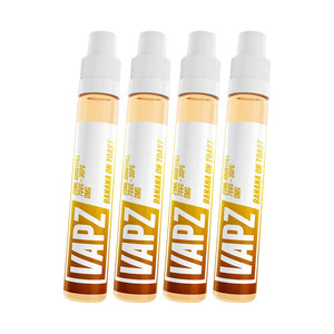 Banana on Toast | Vapz | VAPE GOOD E LIQUID UK