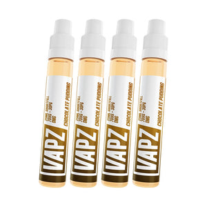 Chocolate Pudding | Vapz | VAPE GOOD E LIQUID UK