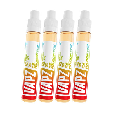 Cool Strawberry Kiwi | Vapz | VAPE GOOD E LIQUID UK