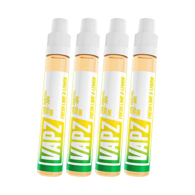 Fresh Lime & Lemon | Vapz | VAPE GOOD E LIQUID UK