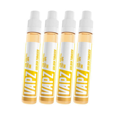 Golden Tobacco | Vapz | VAPE GOOD E LIQUID UK