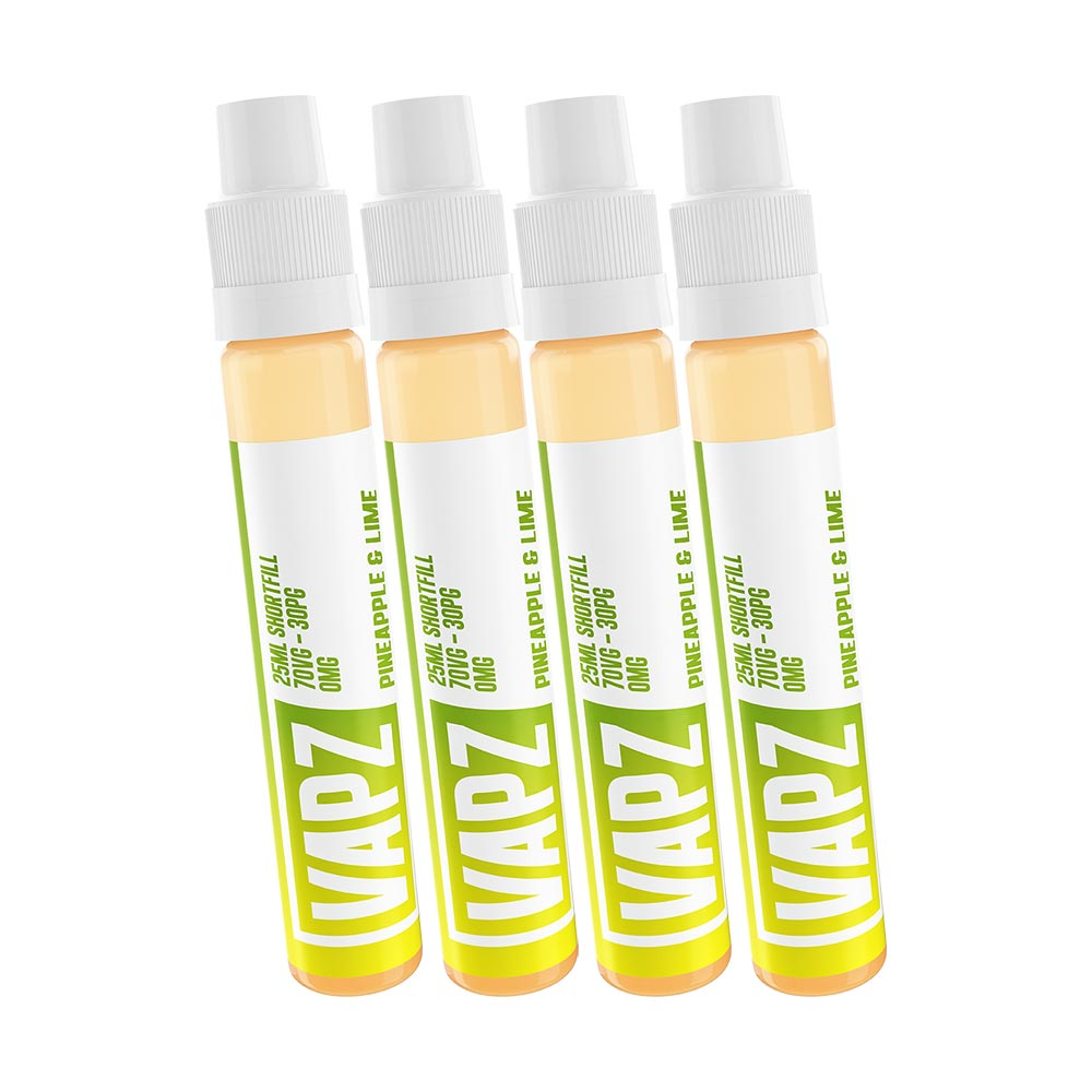 Pineapple & Lime | Vapz | VAPE GOOD E LIQUID UK