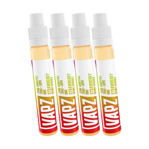 Strawberry & Kiwi Sourz | Vapz | VAPE GOOD E LIQUID UK