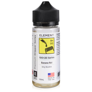 Banana Nut E Liquid | VAPE GOOD E LIQUID UK