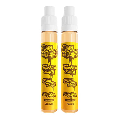 Banana Sweets E Liquid | OHMMYDAYZ | VAPE GOOD E LIQUID UK