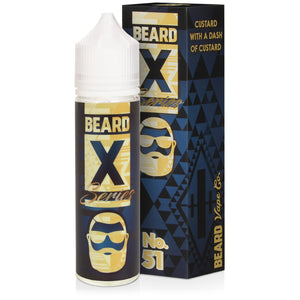 Beard Vape Co 51 | VAPE GOOD E LIQUID UK