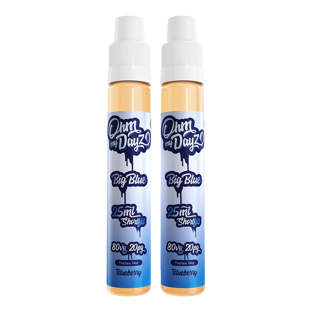 Blueberry E Liquid | OHMMYDAYZ | VAPE GOOD E LIQUID UK