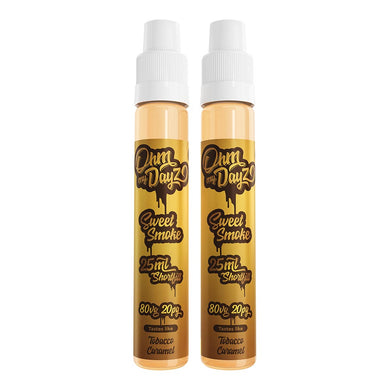Caramel Tobacco E Liquid | OHMMYDAYZ | VAPE GOOD E LIQUID UK