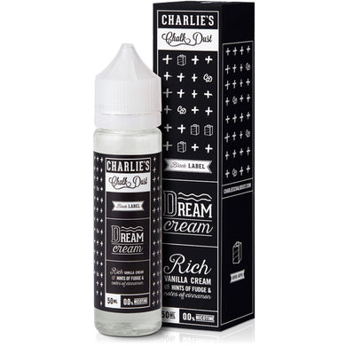 Charlie's Chalk Dust Dream Cream | VAPE GOOD E LIQUID UK