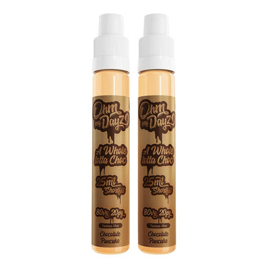 Chocolate Crepe E Liquid | OHMMYDAYZ | VAPE GOOD E LIQUID UK