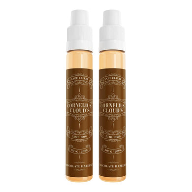 Chocolate Hazelnut | Cornelius Clouds | VAPE GOOD E LIQUID UK