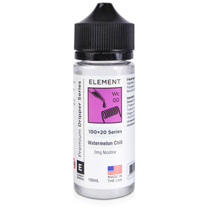 Element Watermelon Chill | VAPE GOOD E LIQUID UK