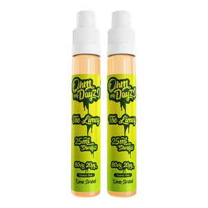 Lime Sorbet E Liquid | OHMMYDAYZ | VAPE GOOD E LIQUID UK
