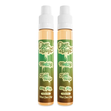 Mint Choc Chip E Liquid | OHMMYDAYZ | VAPE GOOD E LIQUID UK