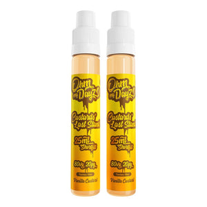Vanilla Custard E Liquid | OHMMYDAYZ | VAPE GOOD E LIQUID UK