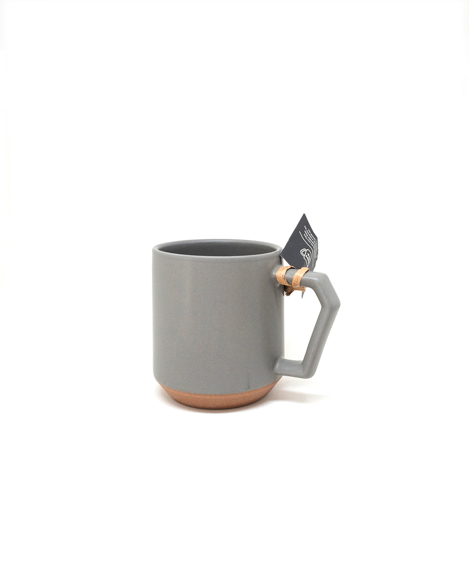 Chips Japan: Mug 380ml - Mat Grey