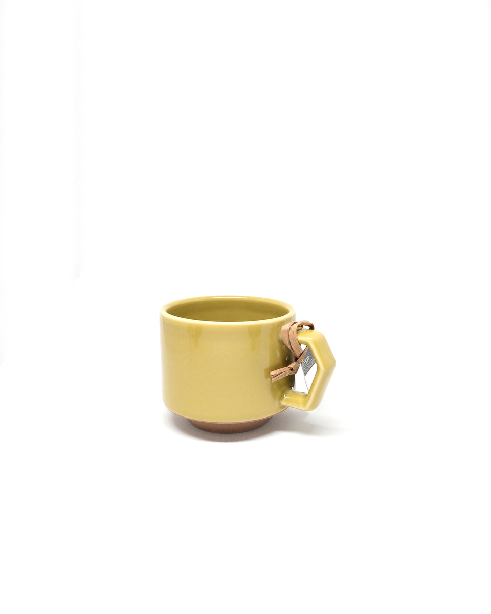 Chips Mug 280ml - Gloss Mustard