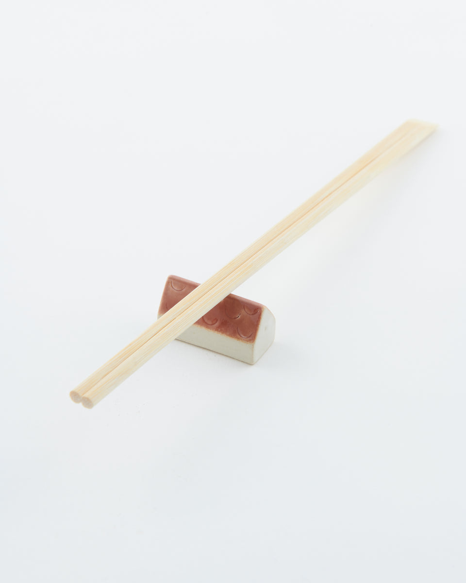 Blut's Red Chopstick Rest